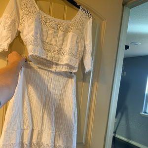 Billabong two piece dress